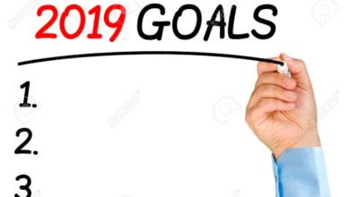 Photo of 2019: How To Set Smart Goals For The New Year